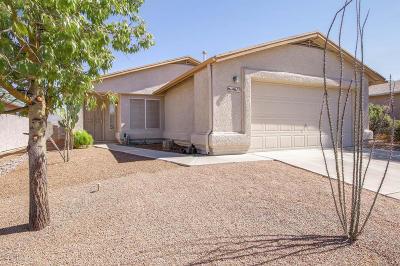 Tucson Single Family Home For Sale: 4617 S Fenwick Drive