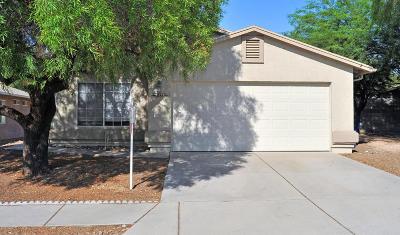 Tucson Single Family Home For Sale: 8865 E Fruit Tree Drive