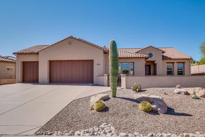 Tucson Single Family Home For Sale: 36262 S Ocotillo Canyon Drive
