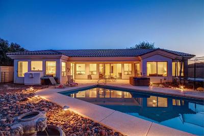 Tucson Single Family Home For Sale: 2182 N Split Rock Place