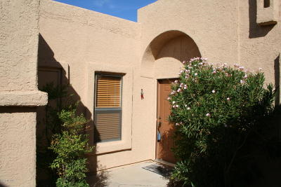 Tucson Townhouse For Sale: 650 W Rushwood Drive