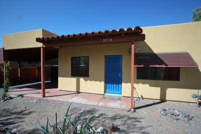 Tucson Single Family Home For Sale: 1123 N Queen Avenue