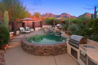 Oro Valley Single Family Home For Sale: 11520 N Flying Bird Drive