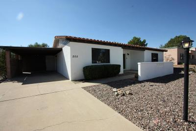 Green Valley  Single Family Home For Sale: 202 E El Naranjo