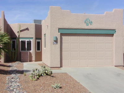 Green Valley Townhouse For Sale: 345 N Royal Bell Drive