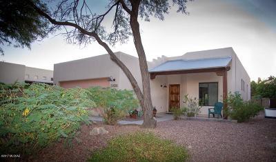 Tucson Single Family Home For Sale: 3105 N Placita Agua Caliente