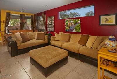 Tucson Single Family Home For Sale: 3484 N Camino La Jicarrilla