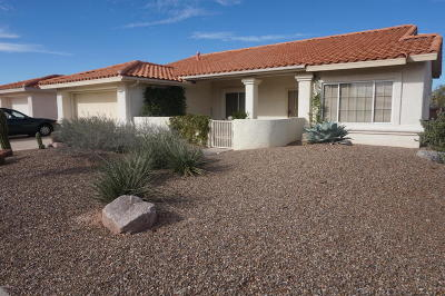 Oro Valley Single Family Home For Sale: 1073 E Crown Ridge Drive