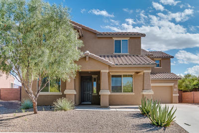 Marana Single Family Home For Sale: 12472 N Paseo Penuela