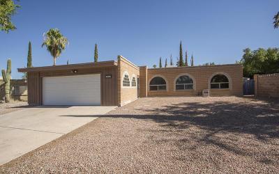 Tucson Single Family Home For Sale: 9347 E Barbara Jean Place