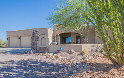 Green Valley Single Family Home Active Contingent: 1132 E Cave Canyon Place