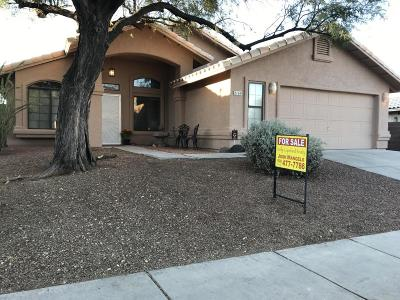 Tucson Single Family Home For Sale: 2164 Jacana Loop
