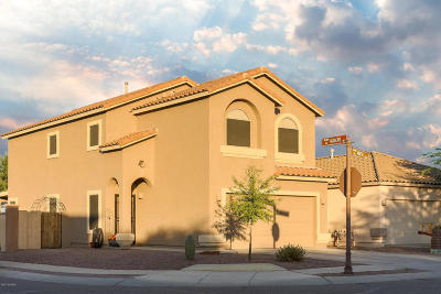 Sahuarita Single Family Home For Sale: 255 E Camino Del Abeto