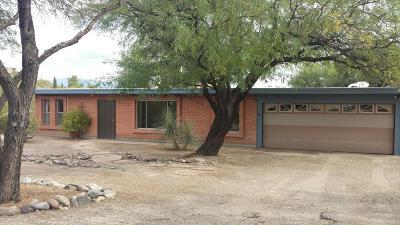 Tucson Single Family Home For Sale: 6340 E Tanuri Circle