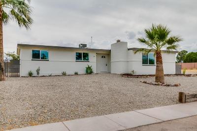 Tucson Single Family Home For Sale: 661 W Teton Street