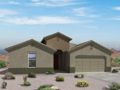 Sahuarita Single Family Home For Sale: 1507 E Stronghold Canyon Lane