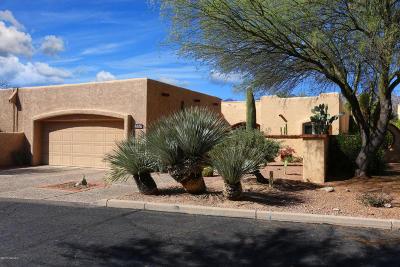 Tucson Townhouse Active Contingent: 5551 E Sutler Lane