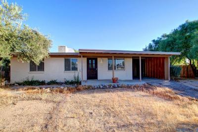 Tucson Single Family Home For Sale: 7826 E Almond Street