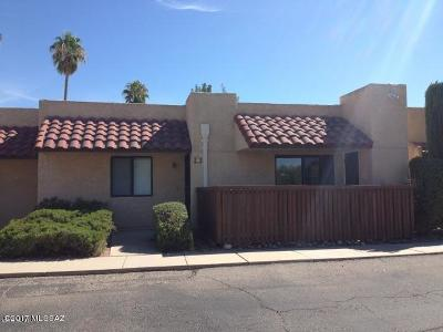 Pima County, Pinal County Condo Active Contingent: 9420 E Speedway Boulevard #23