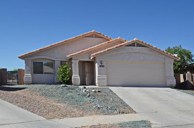 Tucson Single Family Home For Sale: 10101 E Buttonbush Court