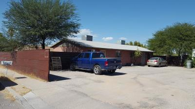 Tucson Residential Income For Sale: 4829 E Baker Street