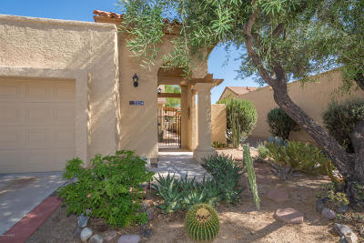 Tucson Single Family Home For Sale: 3354 W Starfall Place
