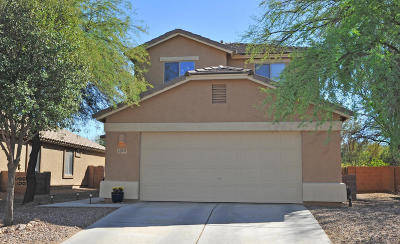 Marana Single Family Home For Sale: 12835 N Pocatella Drive