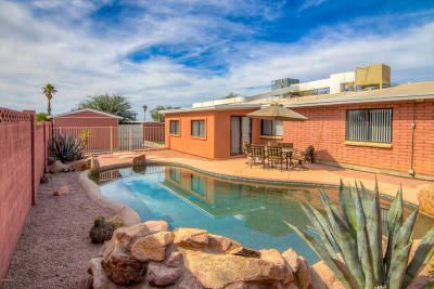 Tucson Single Family Home For Sale: 4299 W Jupiter Place