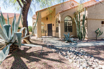 Tucson Townhouse For Sale: 6095 N Black Bear Loop