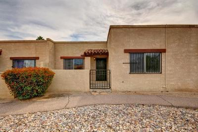 Pima County Townhouse For Sale: 8311 E Via Arboleda