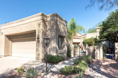 Tucson Townhouse For Sale: 6969 E Nuthatch Trail