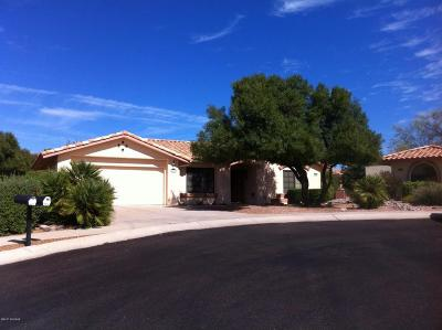 Pima County Single Family Home For Sale: 14524 N Del Webb Boulevard