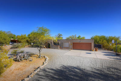 Tucson Single Family Home For Sale: 2273 W Rapallo Way