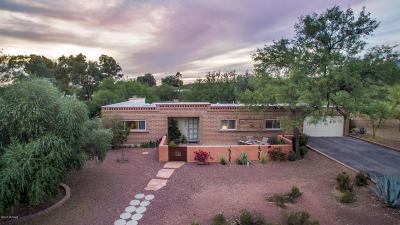 Tucson Single Family Home For Sale: 3421 N Camino Esplanade