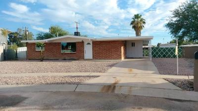 Tucson Single Family Home For Sale: 2221 W Calle Comodo