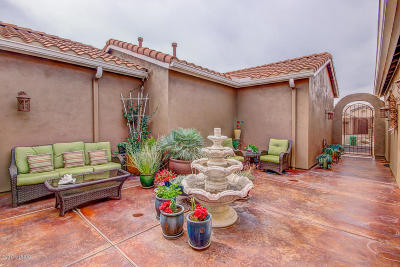 Tucson Single Family Home For Sale: 40075 S Windwood Drive