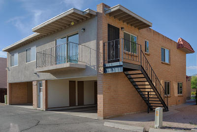 Tucson Townhouse For Sale: 1937 N Camino Serna D