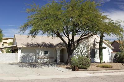 Tucson AZ Single Family Home For Sale: $168,000