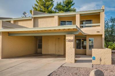 Tucson AZ Townhouse For Sale: $195,000