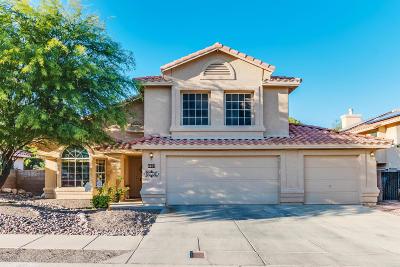 Tucson Single Family Home For Sale: 8051 E Edison Street