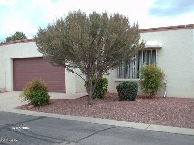 Tucson Townhouse For Sale: 7650 E Helen Street