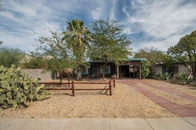 Tucson Single Family Home For Sale: 1334 N 5th Avenue