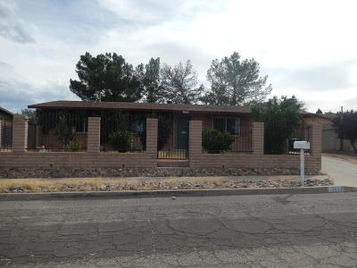 Tucson Single Family Home Active Contingent: 7932 E Poinciana Drive