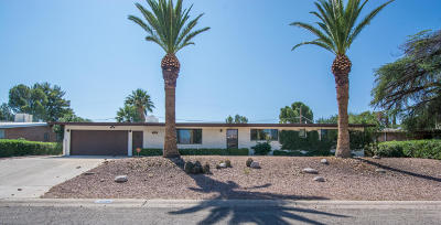 Tucson Single Family Home For Sale: 6164 E 3rd Street