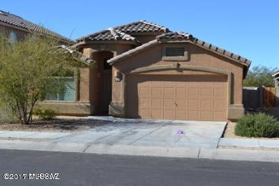 Tucson Rental For Rent: 8376 S Hunnic Drive