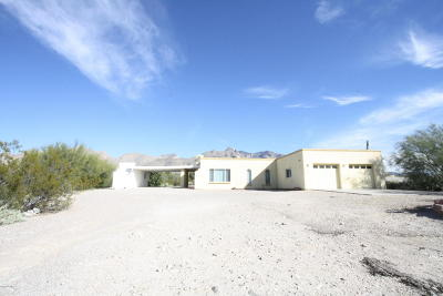 Tucson Rental For Rent: 1751 E Orange Grove Road