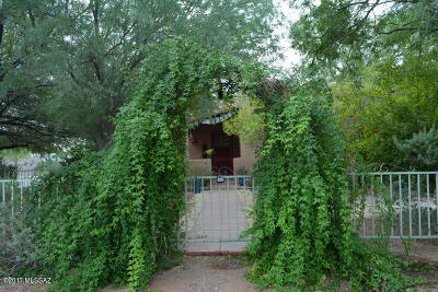 Tucson Rental For Rent: 1640 E Water Street