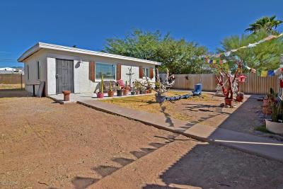 Tucson AZ Single Family Home For Sale: $144,900