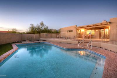 Tucson AZ Single Family Home For Sale: $425,000