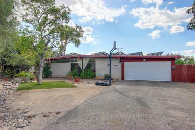 Tucson AZ Single Family Home For Sale: $248,900